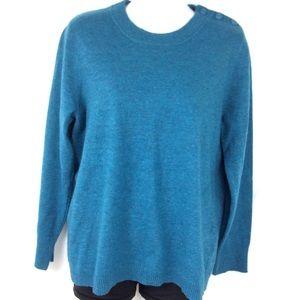 J.crew cashmere sweater ✨